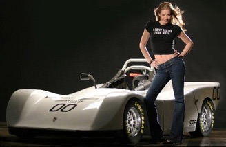 Car And Driver >> Amanda Hennessy - female race car driver